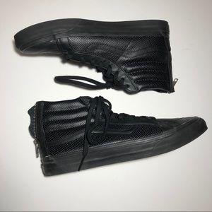 Leather Unisex Vans
